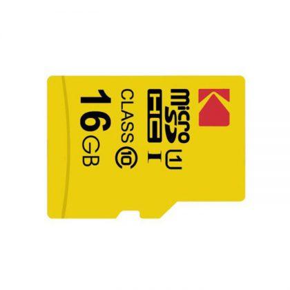مموری میکرو کداک Kodak microSD Class 10 U1 85MB/S 16GB