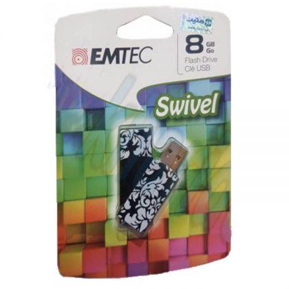 فلش مموری Emtec Swivel 8G