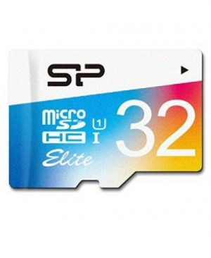 رم میکرو Silicon Power 32G Class10 Elite Color