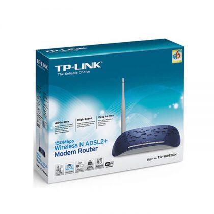 مودم روتر وایرلس تی پی لینک TP-LINK TD-W8950N