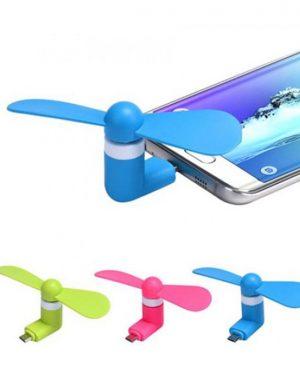 پنکه موبایل Micro USB Fan
