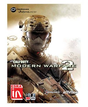 بازی ۲ Call Of Duty Modern Warfare