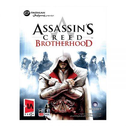 بازی Assassins Creed BrotherHood