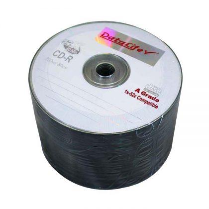 سی دی خام دیتالایف ۵۰ عددی DataLife CD