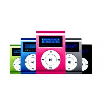 MP3 پلیر طرح آیپد LCD دار