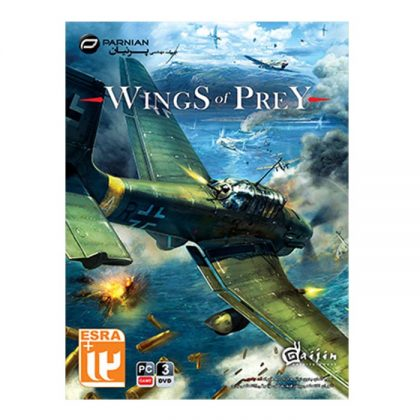 بازی Wings of Prey