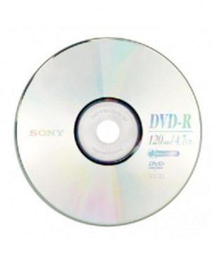 دی وی دی خام سونی ۵۰ عددی SONY DVD