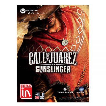 بازی Call of Juarez Gunslinger