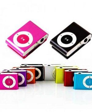 MP3 پلیر رم خور به همراه هندزفری