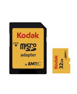 مموری میکرو Kodak microSD Class 10 U1 85MB/S 32GB