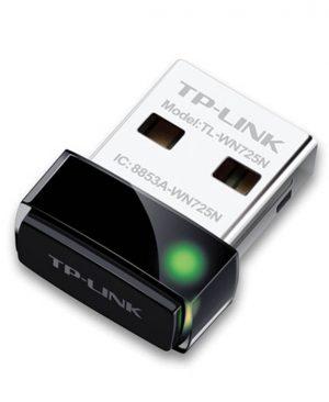 کارت شبکه وایرلس TP-LINK TL-WN725N