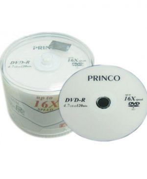 دی وی دی خام پرینکو ۵۰ عددی PRINCO DVD