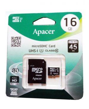 رم میکرو Apacer 16G class10