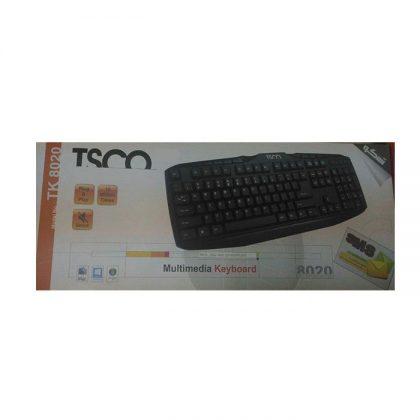 کیبورد تسکو TSCO TK-8020