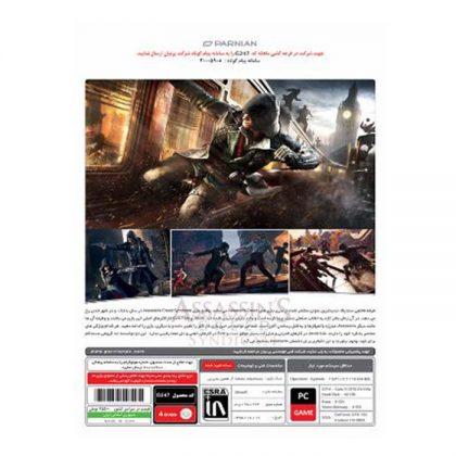 بازی فرقه قاتلین سیندیکیت Assassin's Creed Syndicate