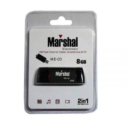 فلش مموری OTG مارشال Marshal ME-03 OTG 8GB
