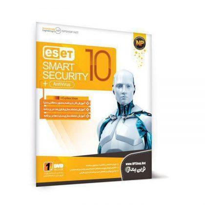 آنتی ویروس Eset Smart Security 10 به همراه آموزش نوین پندار