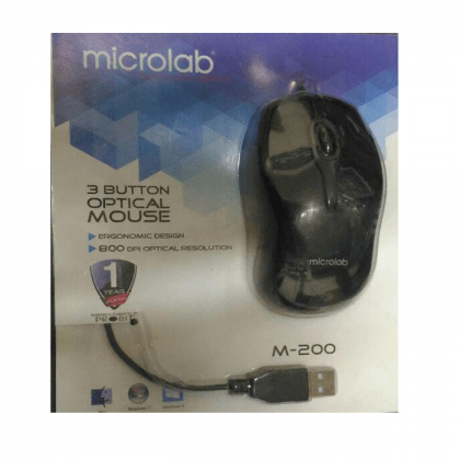 ماوس میکرولب MICROLAB M200