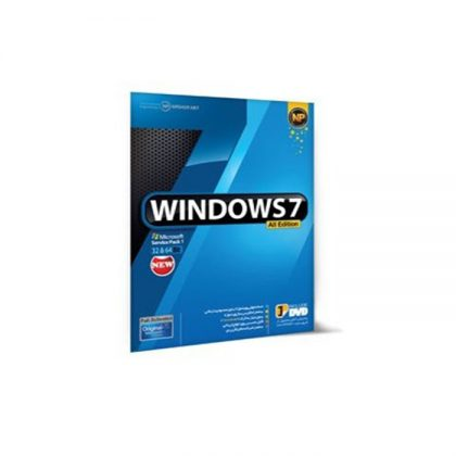 ویندوز سون WINDOWS7 All Edition - SP1 NP