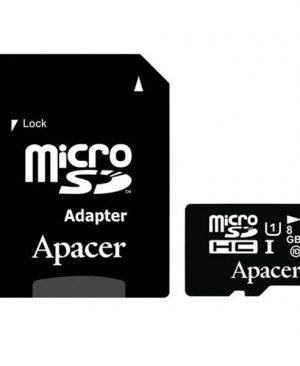 رم میکرو Apacer 8GB Class10
