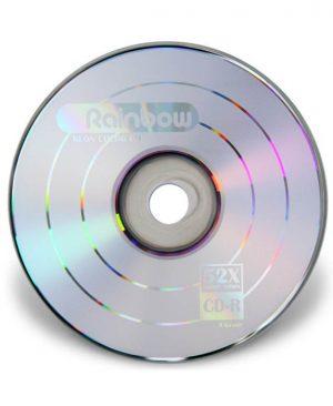سی دی خام رین بو ۵۰ عددی RAINBOW CD