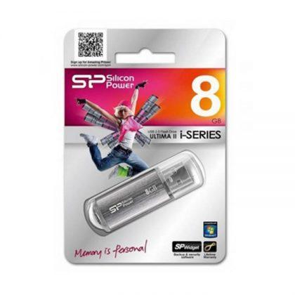 فلش مموری Silicon Power ULTIMA II I-SERIES 8G