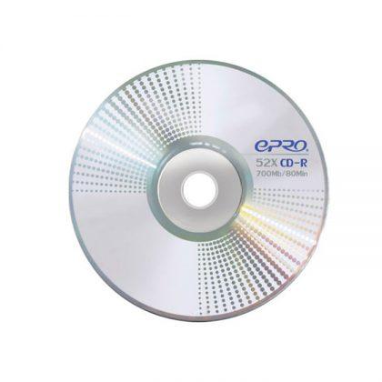 سی دی خام اپرو ۵۰ عددی epro CD