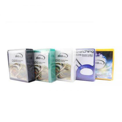 کاور ضد خش CD-DVD بسته ۱۰۰تایی