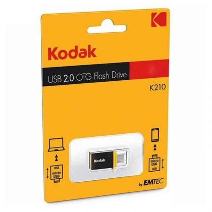فلش مموری Kodak K210 OTG 8GB