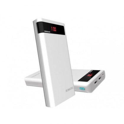 پاوربانک ROMOSS SENSE 6P PH80 20000mAh