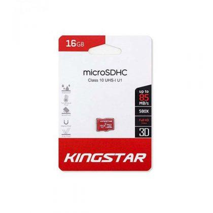 مموری میکرو کینگ استار KingStar Class10 85MB/s 16GB