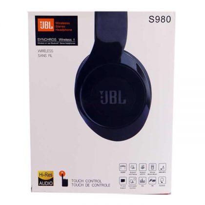 هدفون بلوتوث JBL S980