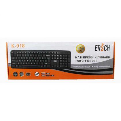 کیبورد ERSCH K-918