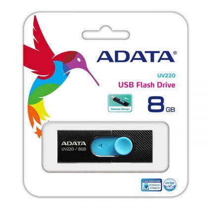 فلش مموری ADATA UV220 8G