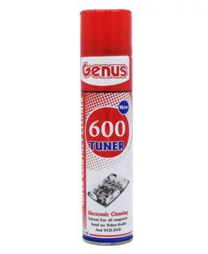 اسپری تمیز کننده خشک Genus Tuner 600