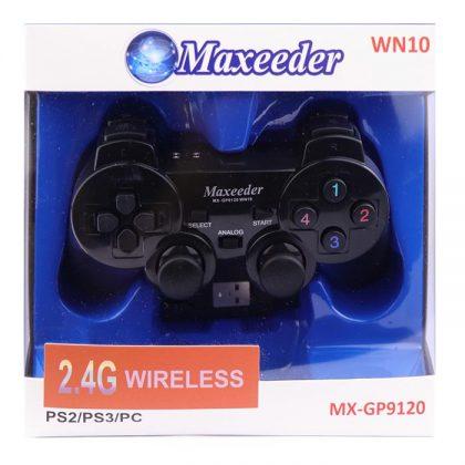 گیم پد بی سیم Maxeeder MX-GP9120 WN10