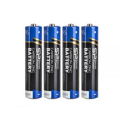 باتری نیم قلمی سیلیکون پاور Silicon Power AAA
