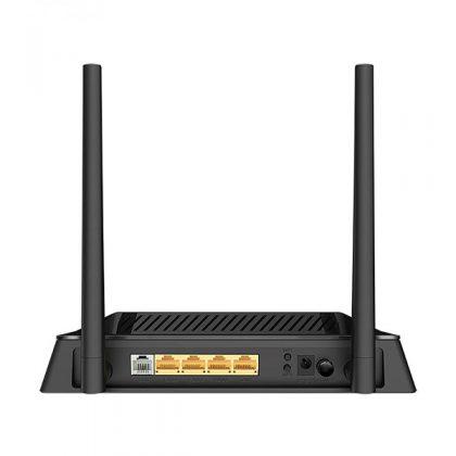 مودم روتر وایرلس دی لینک D-Link DSL-224 VDSL2 and ADSL2 Plus N300