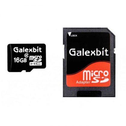 مموری میکرو گلکسبیت Galexbit 333X U1 50MB/S 16GB