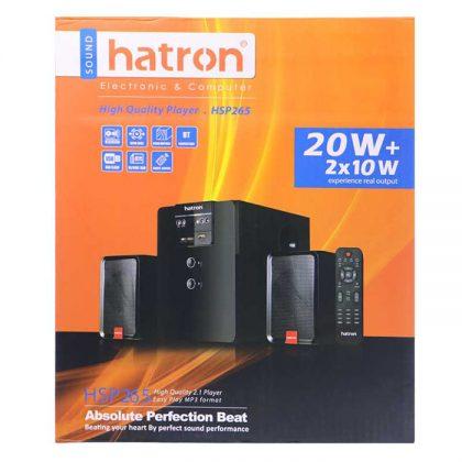 اسپیکر 3 تیکه Hatron HSP265