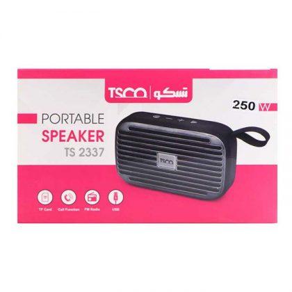 اسپیکر بلوتوثی TSCO TS2337