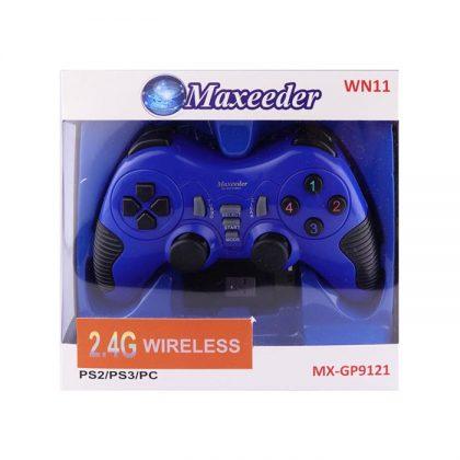 گیم پد بی سیم Maxeeder MX-GP9121 WN11