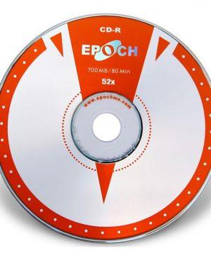 سی دی خام ایپاک ۵۰ عددی EPOCH CD-R