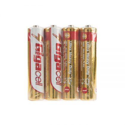 باتری نیم قلمی GigaCell Ultra Heavy Duty