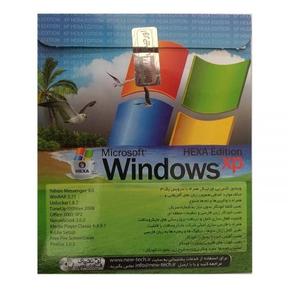 Windows XP HEXA Edition
