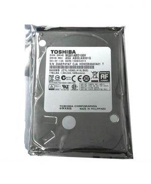 هارد دیسک اینترنال ۲٫۵ اینچی توشیبا TOSHIBA MQ01ABD100 1TB