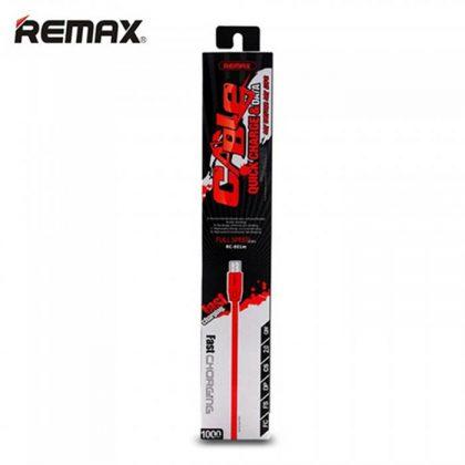 کابل شارژر اندروید REMAX RC-001m
