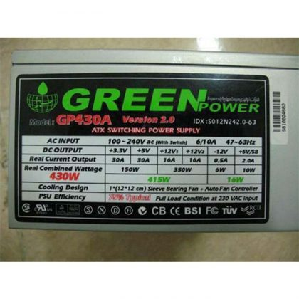 پاور استوک GREEN GP430A