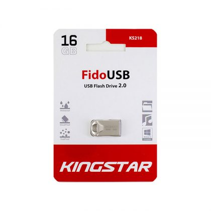 فلش مموری کینگ استار KINGSTAR KS218 16GB