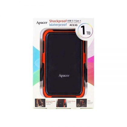 هارد دیسک اکسترنال اپیسر Apacer AC630 1TB